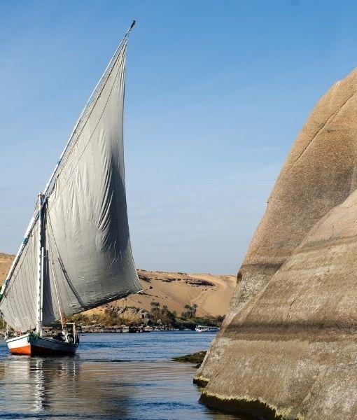 Feluca Egitto
