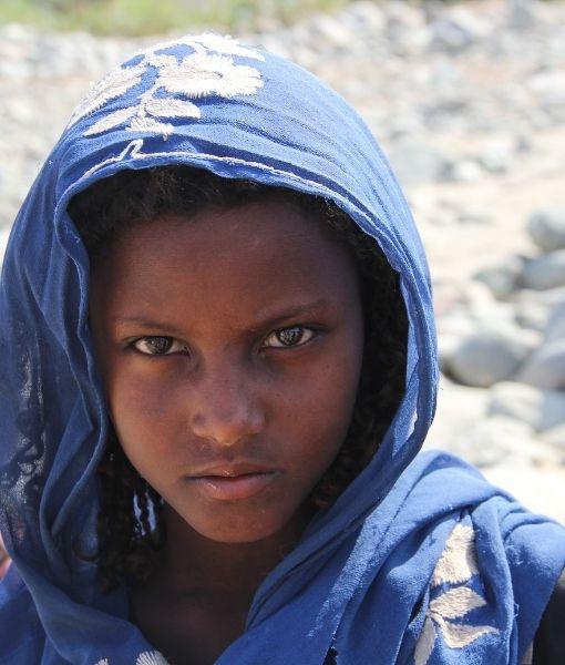Volto Etiopia