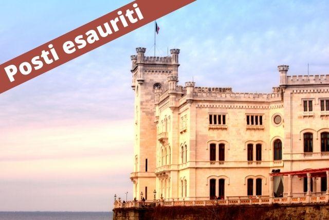 Trieste Castello Miramare